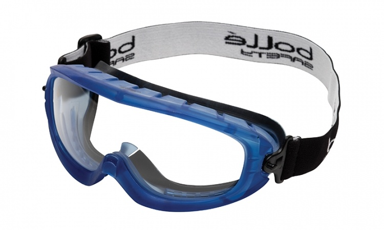 Bolle Atom Clear Vented Goggles