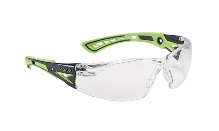 Bolle Rush+ Clear Spectacles - UE6987