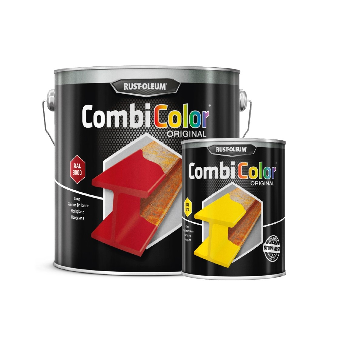 Rust-Oleum Combicolor Smooth Paint 750ml