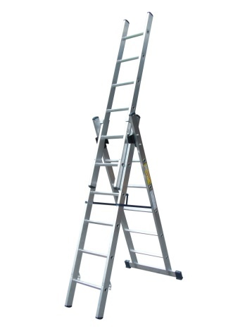 Lyte Professional Combination Ladder LCL6