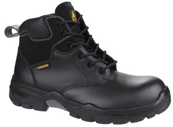 Amblers AS302C Preseli Lightweight Black Safety Boots