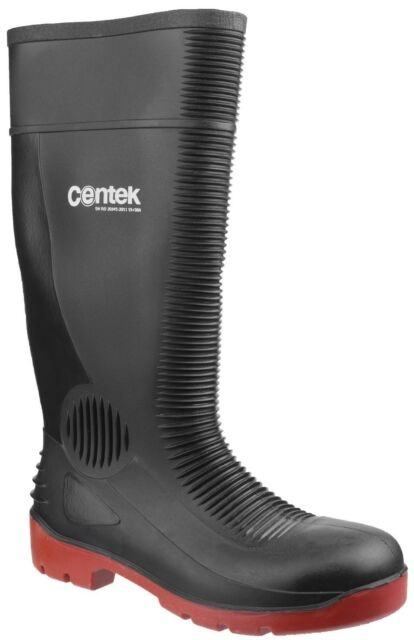 Centek FS338 Hard wearing Wellington Safety Boots