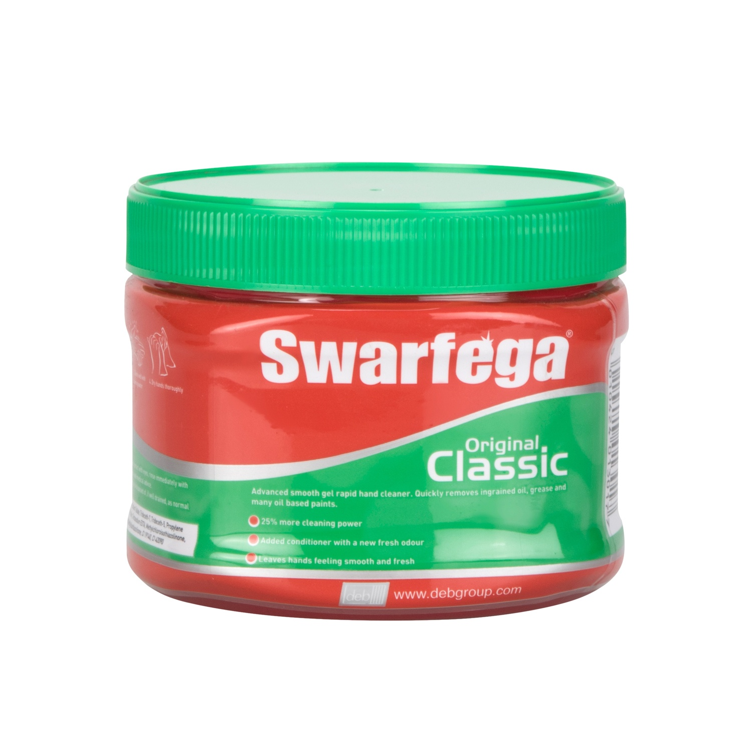 Swarfega Original Classic Green Hand Cleaner 500ml