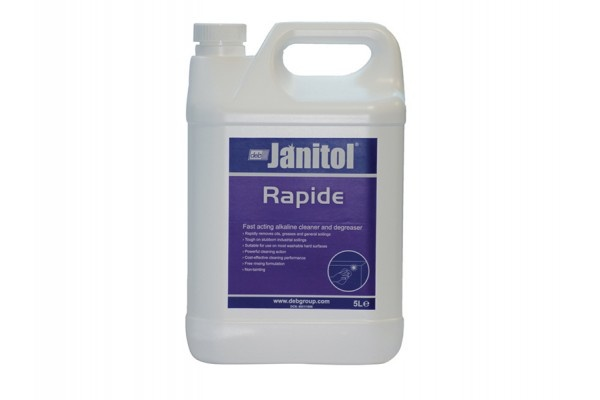 Janitol Rapide Cleaner 5Ltrs