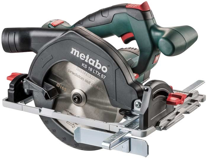 Metabo KS 18 LTX Circular Saw Body (601857890)
