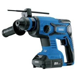 Draper D20 20V Rotary Hammer Drill with 2 x Batteries