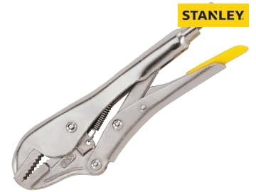 Stanley Straight Jaw Locking Pliers 225mm (9in)