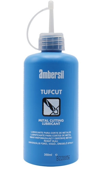 Ambersil Tufcut Metal Cutting Lubricant Liquid 350ml
