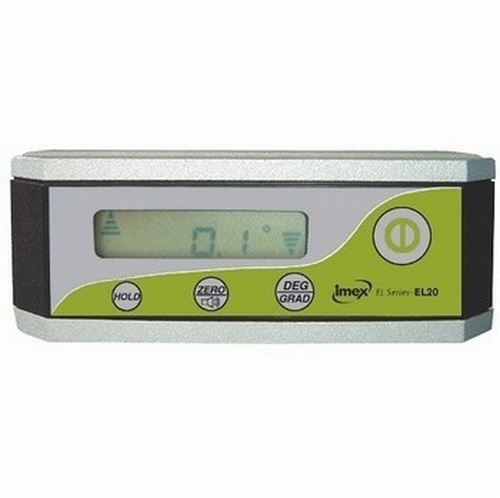 Imex 160mm Digital Level Magnetic