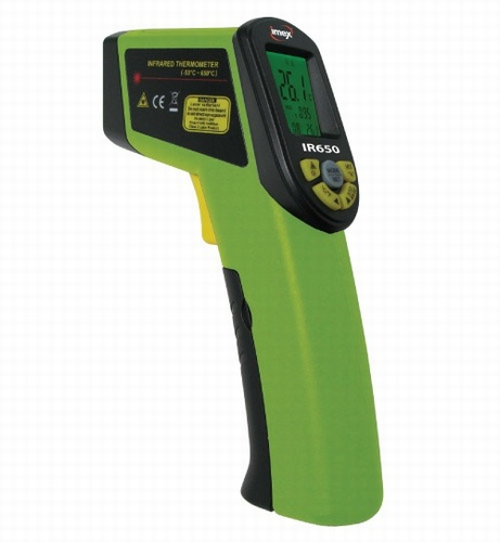 Imex IR650 Infrared Thermometer