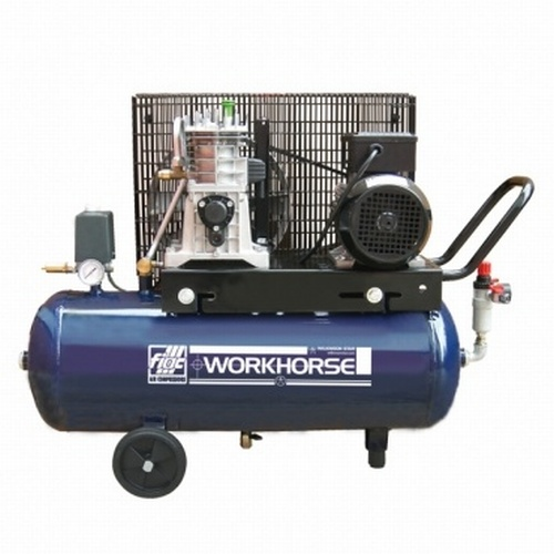 Fiac 100LTR Compressor 240V Belt Driven - WC3100