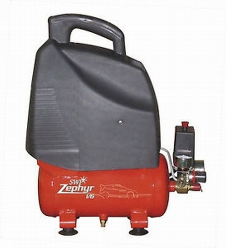 Zephyr 6LTR Compressor Oil Free - WC4106