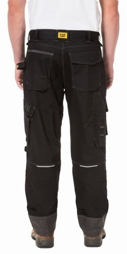 CAT Black/Grey Defender Trouser in Various Sizes