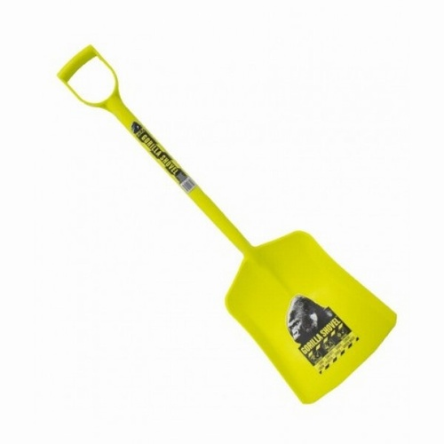 Red Gorilla Yellow Shovel