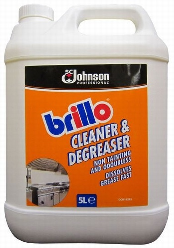 Brillo cleaner & Degreaser 5 Litres