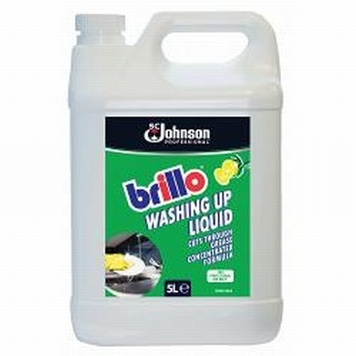 Brillo Washing Up Liquid 5 Litres