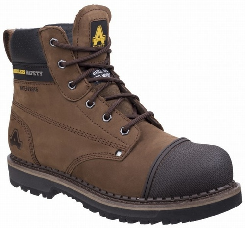 Amblers AS2330 Austwick Heavy Duty Brown Safety Boots