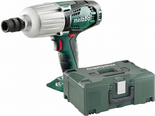 Metabo SSW 18 LTX 600 Cordless Impact Wrench (602198840)