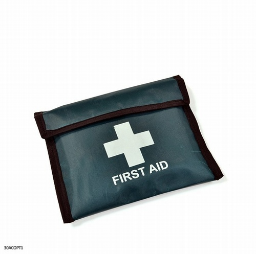 One Person First Aid Travel Kit Pouch