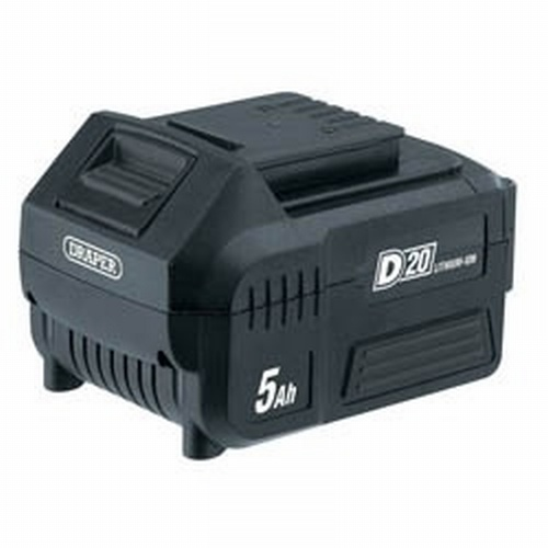 Draper 20V D20 Lithium-Ion Battery (5.0Ah)