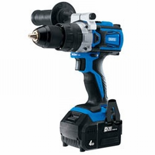 Draper D20 20V Brushless Combi Drill With Battery And Fast Charger