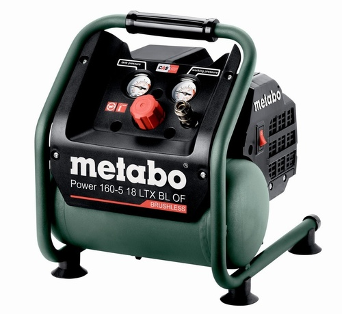Metabo Power 160-5 18 LTX BL CORDLESS COMPRESSOR (Body Only)