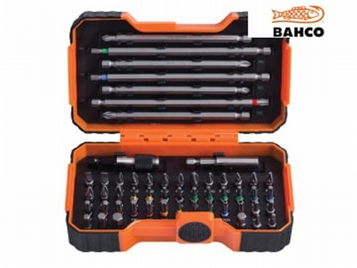 Bahco 54 Piece Bit Set