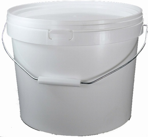 "1.1/8"" DIA Large Plastic Brush Bucket"