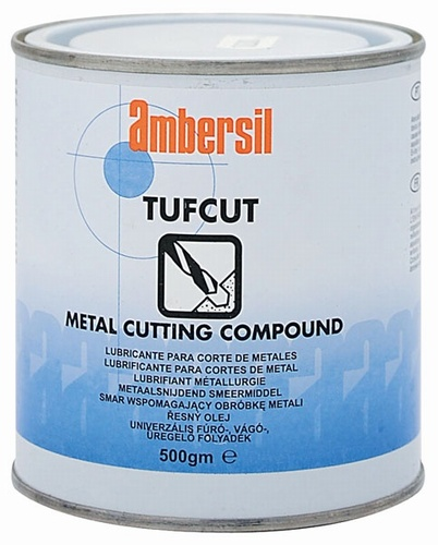 Ambersil Tufcut Metal Cutting Lubricant Compound 500g