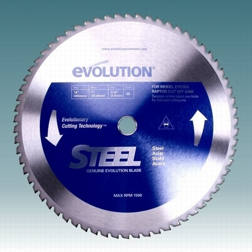 Evolution 355mm Raptor Blade