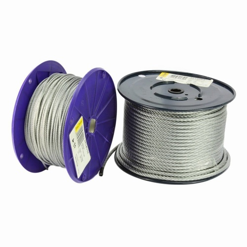 3mm Galvanized 7x7 Wire Rope