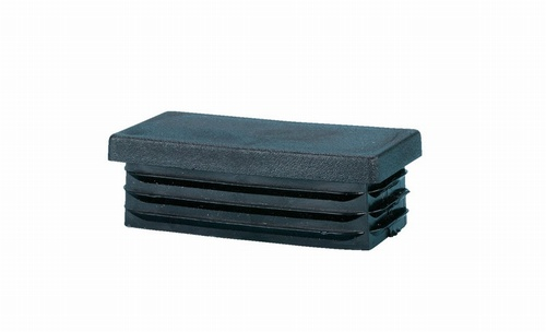 Black Plastic Cap - Various Sizes
