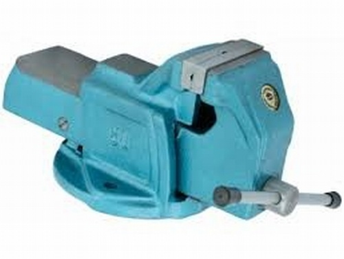 Bison Heavy Duty Bench Vise 1250-100 L