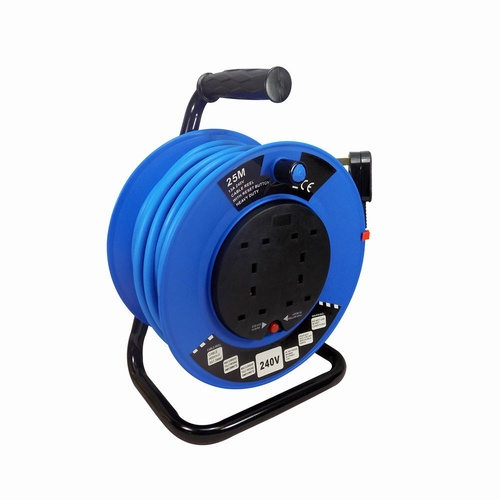 25m Spectre Cable Reel 230V