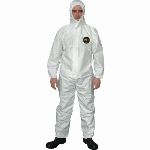 White Type 5/6 Disposable Coverall