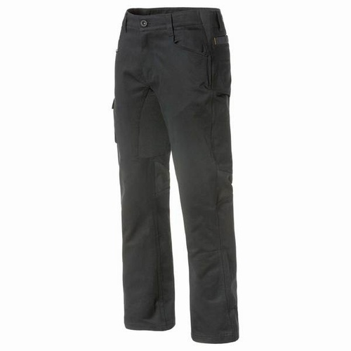 CAT Black 38R Operator Flex Trousers