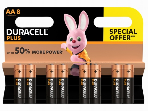 Duracell Batteries AA - XMS0006